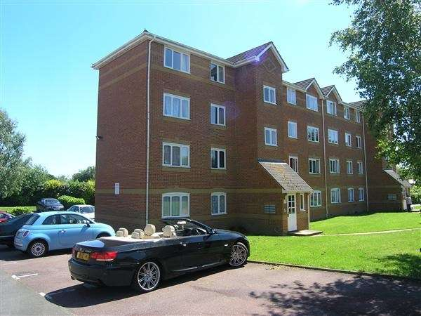 1 Bedroom Flat for sale in Ascot Court, Aldershot