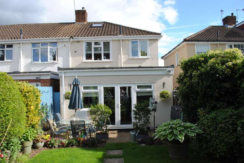 3 Bedrooms End Of Terrace House for sale in Valentines Way, Rush Green