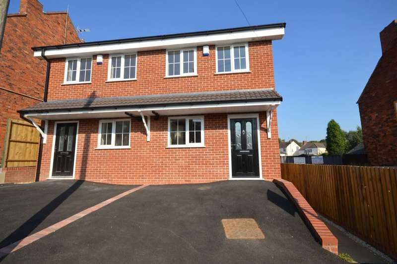 3 Bedrooms Semi Detached House for sale in Bird Street, Lower Gornal, Dudley, DY3