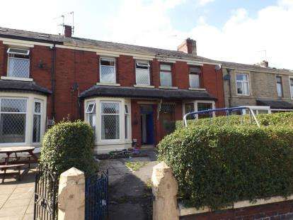 4 Bedrooms Terraced House for sale in Whalley New Road, Bastwell, Blackburn, Lancashire