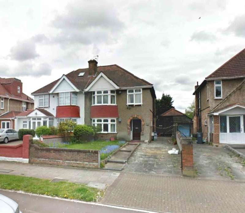 4 Bedrooms Semi Detached House for sale in Great West Road, Hounslow