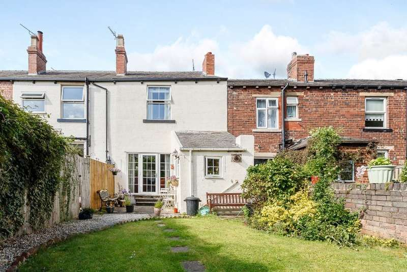 2 Bedrooms Terraced House for sale in St James Street, Wetherby, LS22