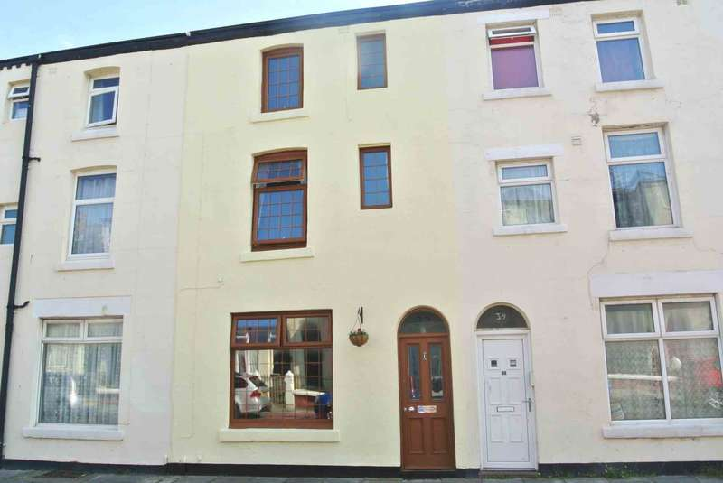 5 Bedrooms House for sale in Hill Street, Blackpool, FY4 1DF