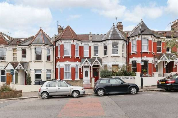 4 Bedrooms Terraced House for sale in Mattison Road, London