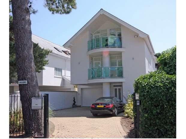 5 Bedrooms Detached House for sale in Grasmere Road, Sandbanks, Poole, Dorset