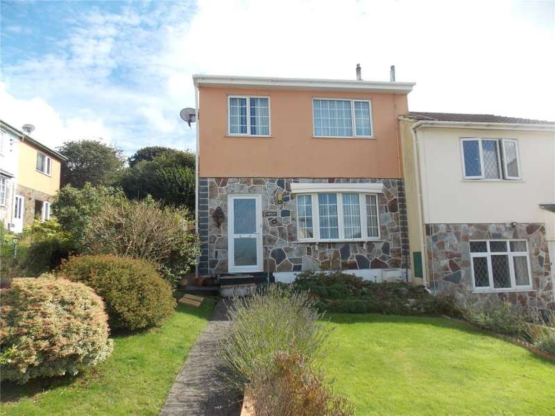 3 Bedrooms End Of Terrace House for sale in South Park, Redruth