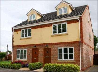 3 Bedrooms Semi Detached House for sale in Plas Pen Glyn, Flint Mountain, Flint, Flintshire, CH6