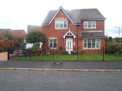 4 Bedrooms House for sale in Cranberry Drive, Washington, Tyne and Wear, NE38
