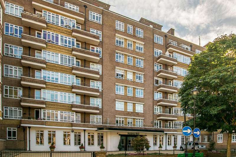 2 Bedrooms Flat for sale in Hyde Park Estate, Hyde Park Estate, W2