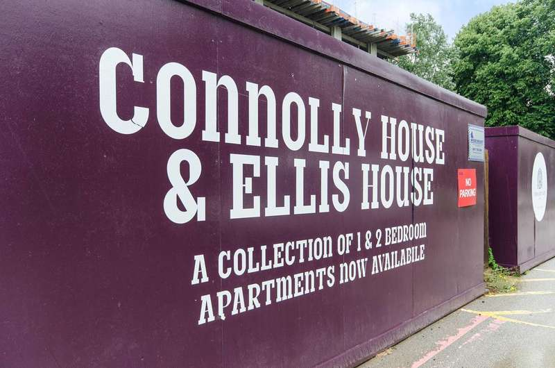 2 Bedrooms Flat for sale in Ellis House, Ealing, UB1