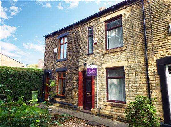 2 Bedrooms Terraced House for sale in St James Street, Oldham