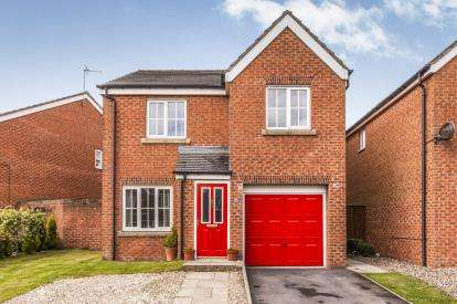 3 Bedrooms Detached House for sale in Meadowfield, Burnhope, Durham, DH7