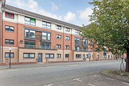 2 Bedrooms Flat for sale in Kelvinhaugh Street, Yorkhill