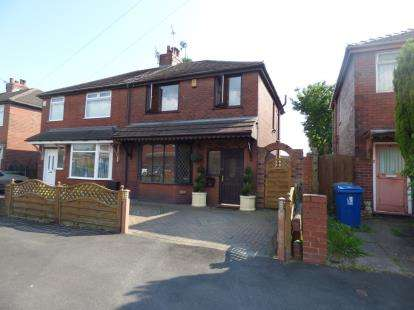 2 Bedrooms Semi Detached House for sale in Rutland Street, Leigh, Greater Manchester
