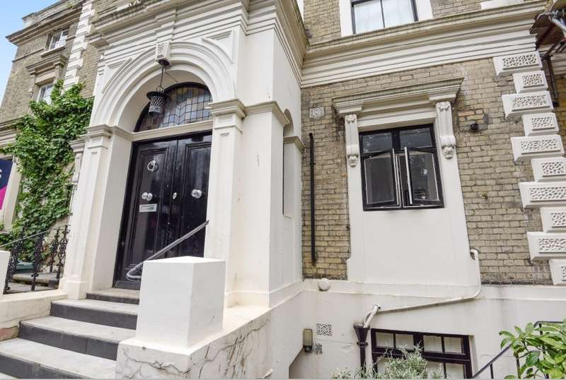 2 Bedrooms Ground Flat for sale in South Terrace, Surbiton, KT6