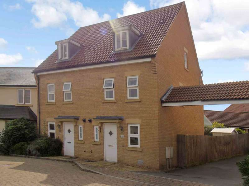 3 Bedrooms Semi Detached House for sale in Grable Ave, Oxley Park