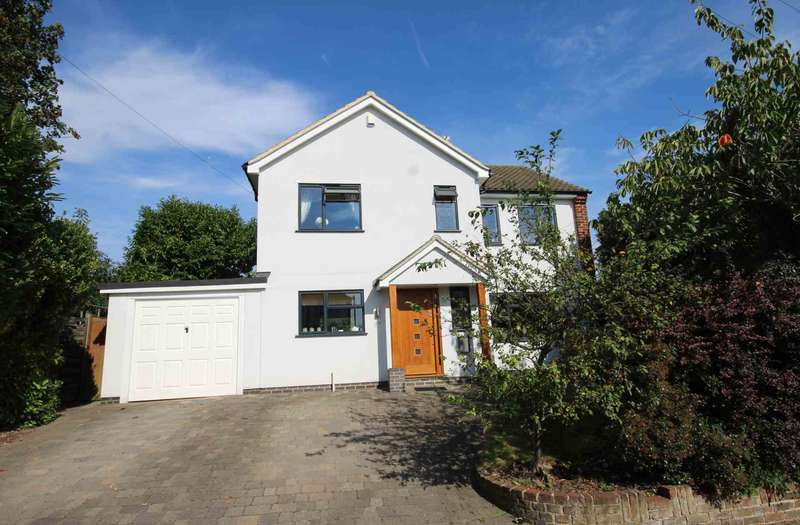 4 Bedrooms Detached House for sale in Brentwood