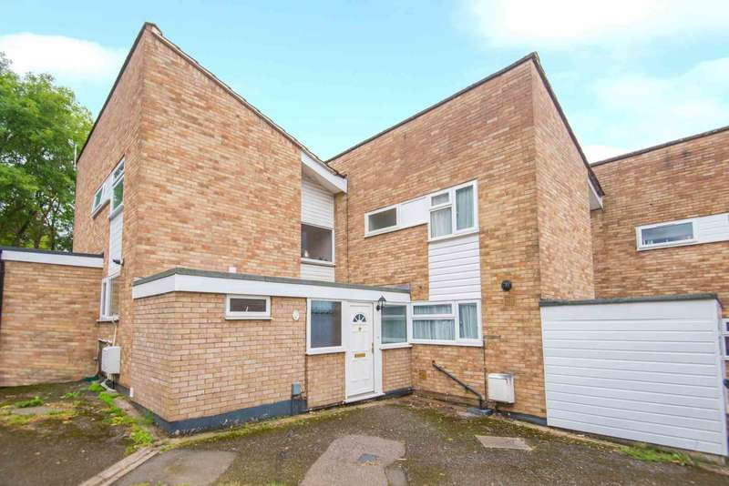 3 Bedrooms Terraced House for sale in Hilltop Road, Berkhamsted