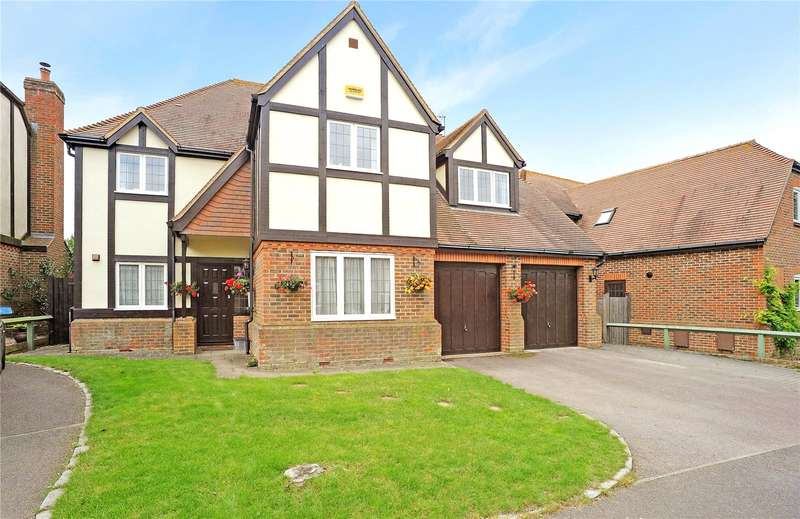 5 Bedrooms Detached House for sale in Back Lane, Tingewick, Buckingham, Buckinghamshire, MK18