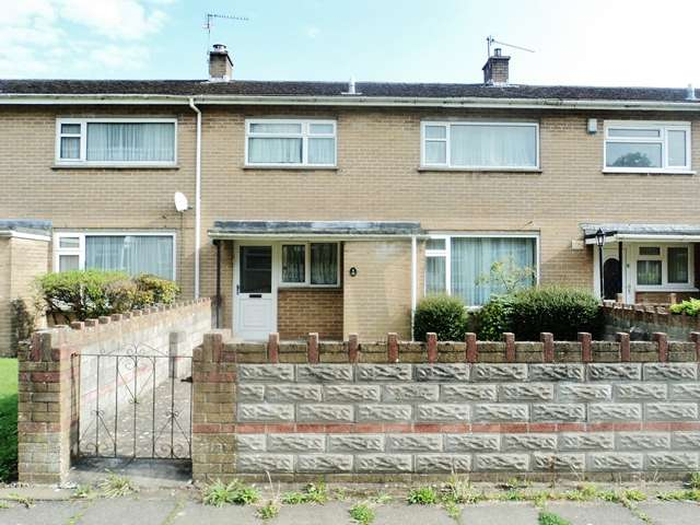 3 Bedrooms Terraced House for sale in Windrush Place, Fairwater, Cardiff