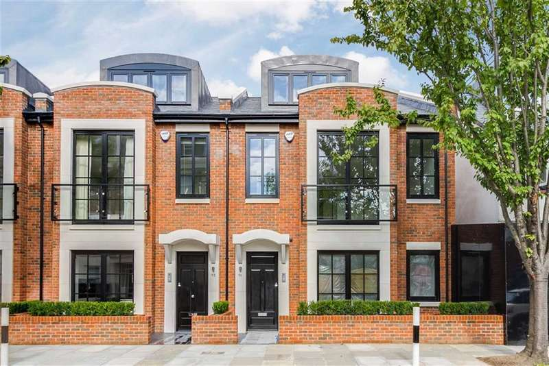 4 Bedrooms Property for sale in Home 6, Hurlingham Terrace, Fulham, London