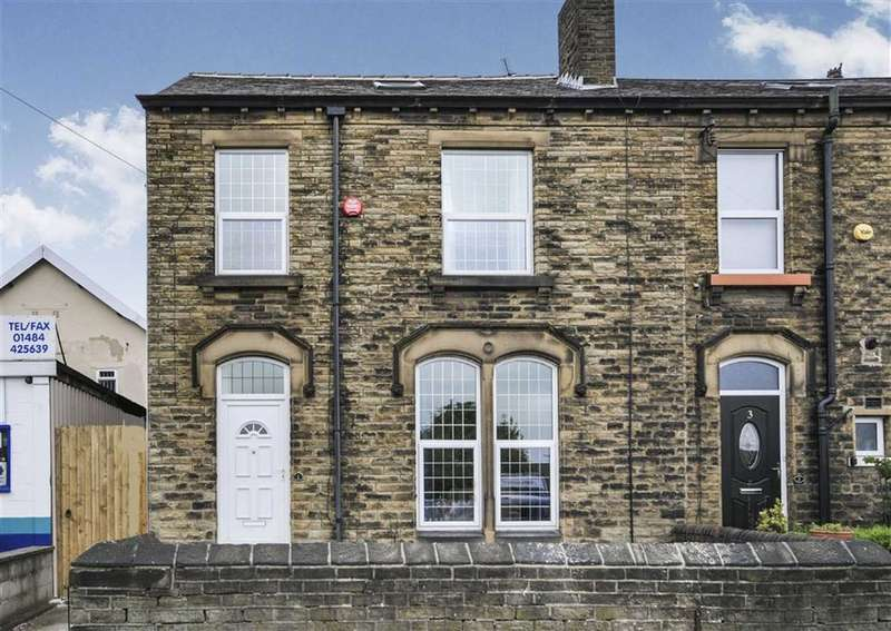 4 Bedrooms Property for sale in Glebe Street, Marsh, HUDDERSFIELD, West Yorkshire, HD1