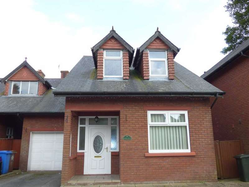 4 Bedrooms Property for sale in Dumfries Hollow, HEYWOOD, Lancashire, OL10