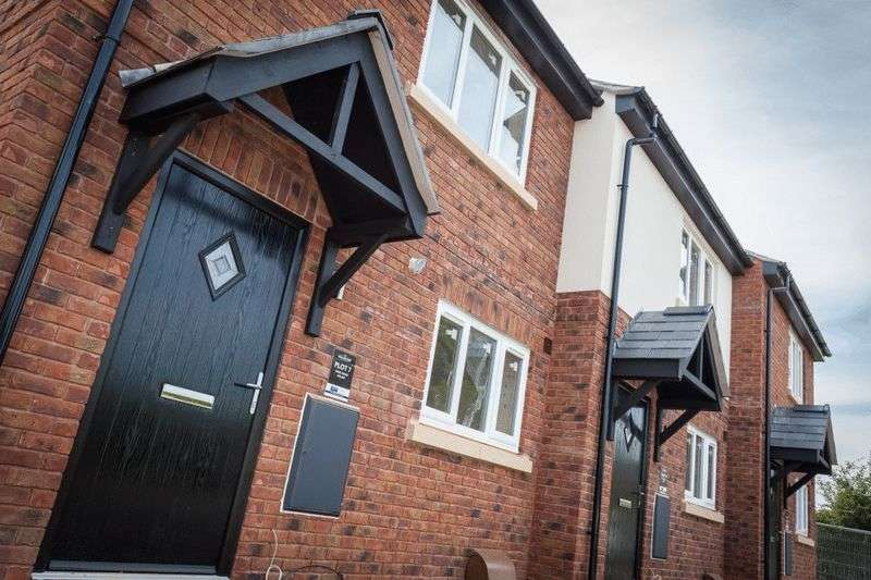3 Bedrooms Terraced House for sale in Plot 8, Heathview Court, Old Chester Road, Nr Malpas