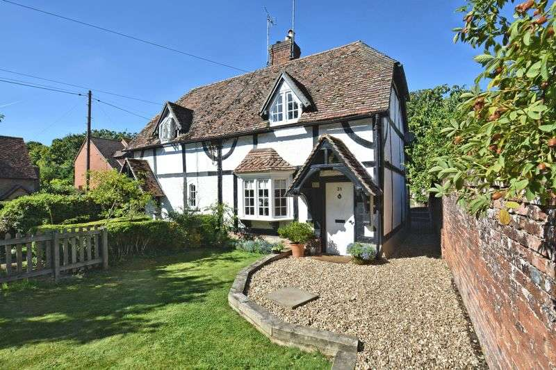 3 Bedrooms Semi Detached House for sale in Main Street, West Ilsley