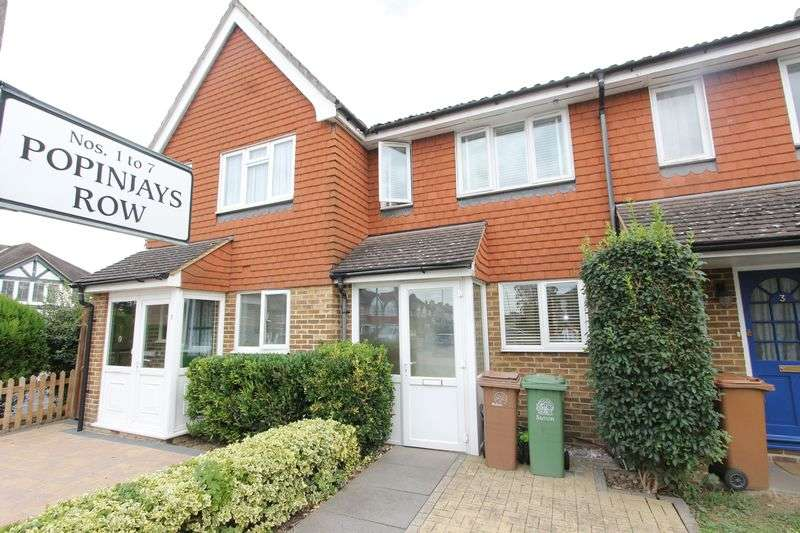 2 Bedrooms Terraced House for sale in Popinjays Row, Cheam