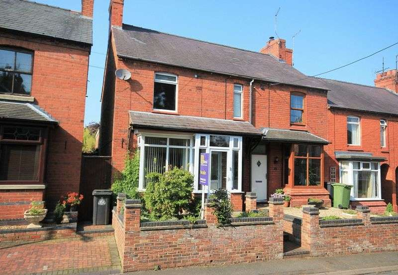 3 Bedrooms Terraced House for sale in Belton Road, Whitchurch