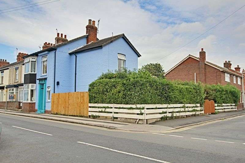 4 Bedrooms Terraced House for sale in Arthur Street, Withernsea
