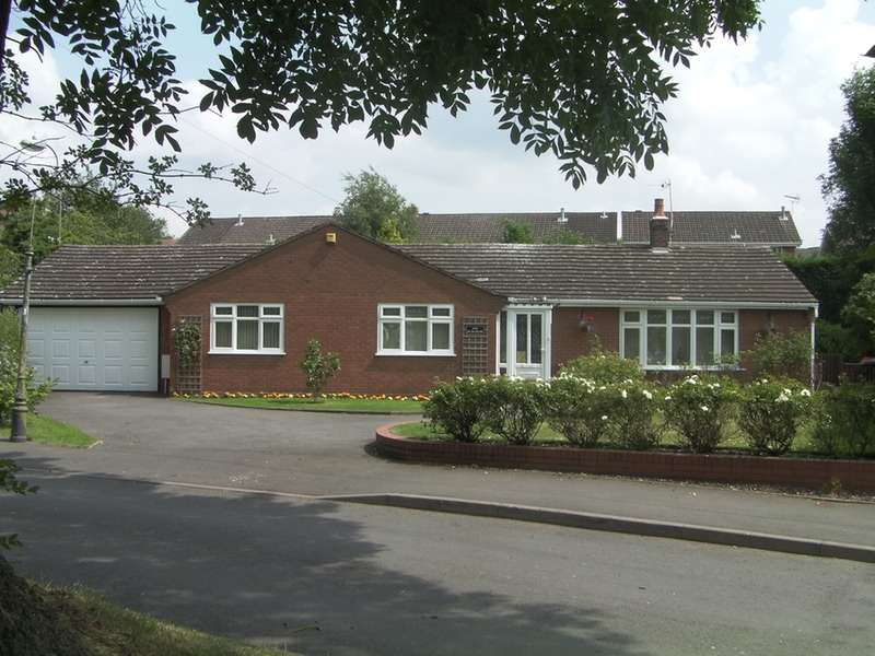 4 Bedrooms Bungalow for sale in BEEHIVE LANE, CURDWORTH, West Midlands, B76