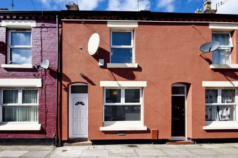 2 Bedrooms Terraced House for sale in Greenleaf Street, Liverpool