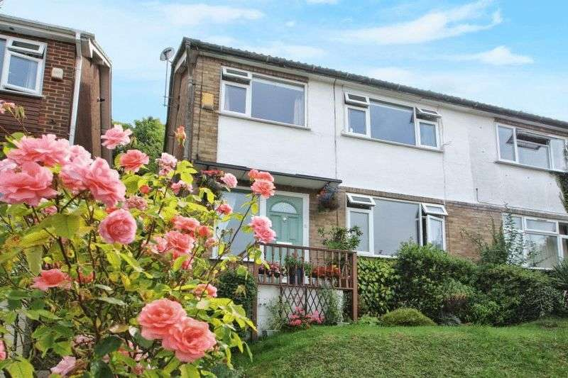 3 Bedrooms Semi Detached House for sale in St Georges Close, High Wycombe