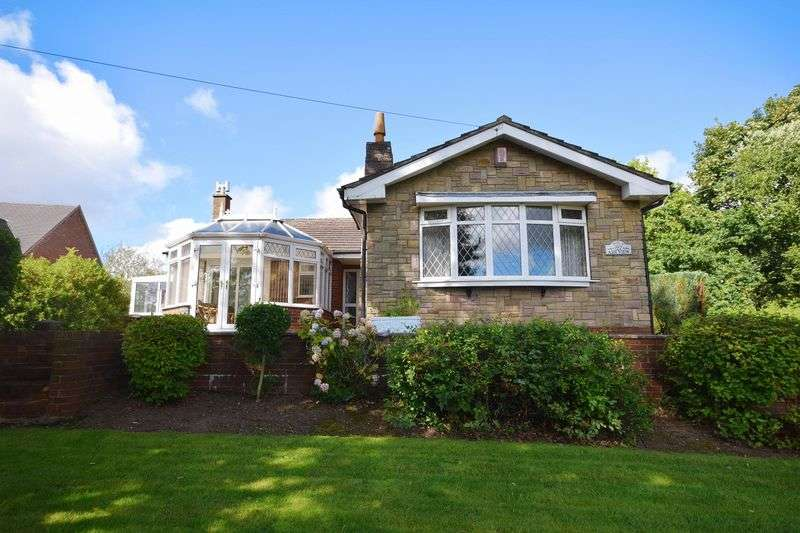 3 Bedrooms Detached Bungalow for sale in Brookhouse Lane, Bucknall