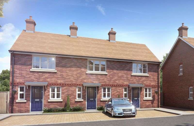 2 Bedrooms House for sale in Haddenham
