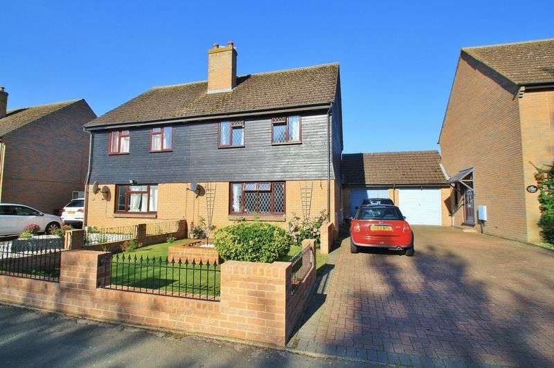 3 Bedrooms Semi Detached House for sale in BERINSFIELD