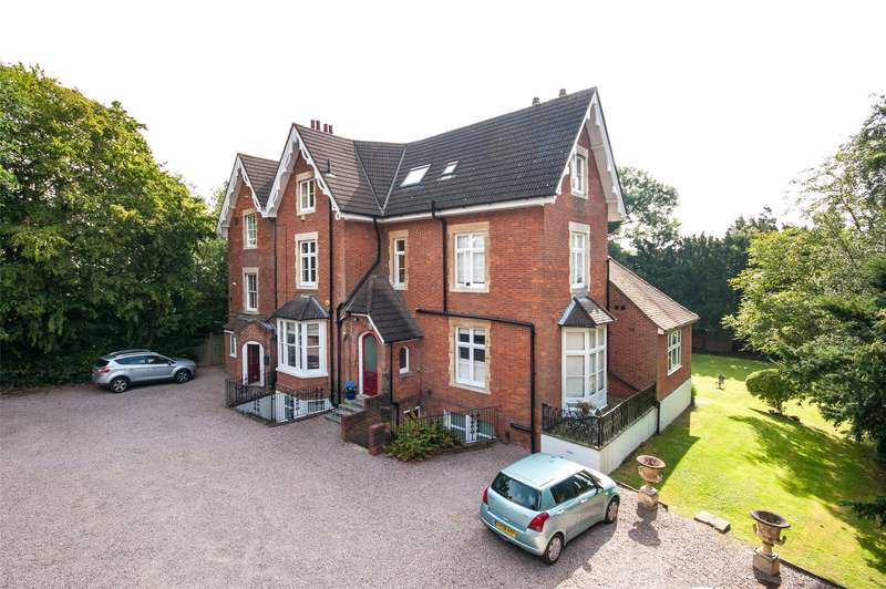 1 Bedroom Apartment Flat for sale in Caverswall Court, 22 Alders Road, Reigate, Surrey, RH2