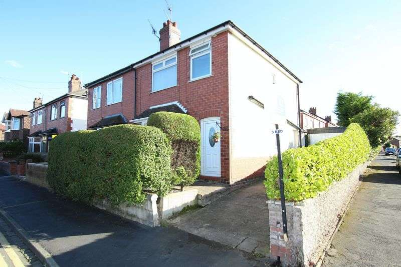 3 Bedrooms Semi Detached House for sale in Gunn Street, Biddulph