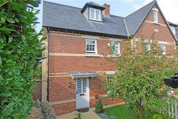 3 Bedrooms End Of Terrace House for sale in Casterbridge Place, Templecombe
