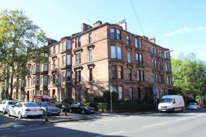 2 Bedrooms Flat for sale in Clarence Drive, Hyndland, Glasgow