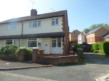 3 Bedrooms Semi Detached House for sale in The Meadows, Flint, Flintshire, CH6