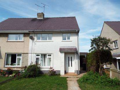 3 Bedrooms Semi Detached House for sale in Ffordd Owen, Northop, Mold, Flintshire, CH7