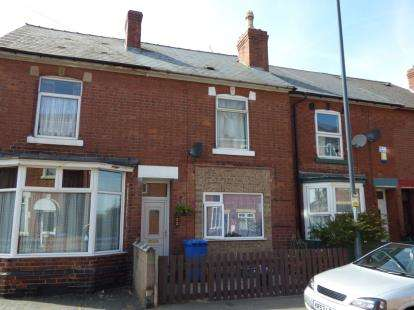 3 Bedrooms Terraced House for sale in Brighton Road, Alvaston, Derby, Derbyshire