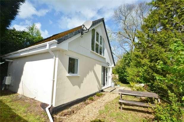 1 Bedroom Chalet House for sale in UMBERLEIGH, Devon