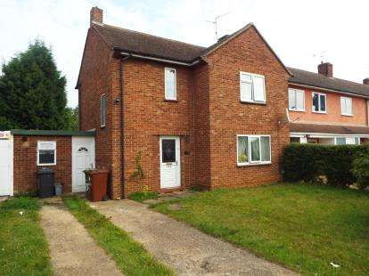 3 Bedrooms Semi Detached House for sale in Chestnut Avenue, Peterborough, Cambridgeshire, .