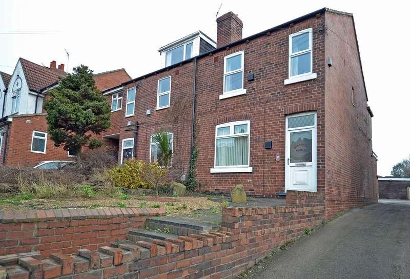 3 Bedrooms Semi Detached House for sale in Leeds Road, Wakefield