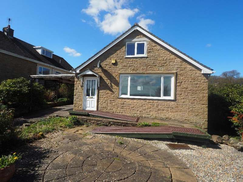 2 Bedrooms Detached Bungalow for sale in Linglongs Road, Taxal, Whaley Bridge, Derbyshire, SK23 7DS