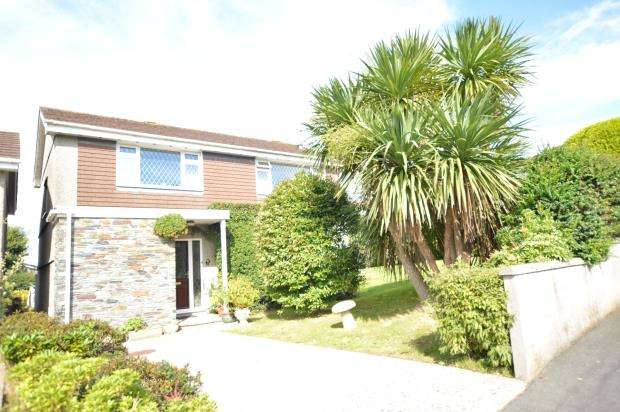 4 Bedrooms Detached House for sale in Lower Farm Road, Plymouth, Devon